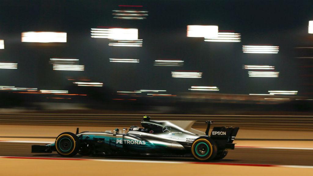 Πρώτη pole position του Bottas στο Μπαχρέιν