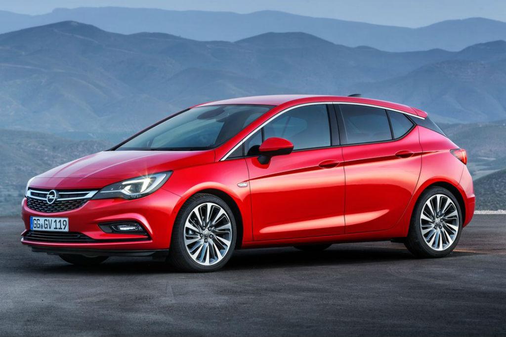 Ανάκληση για 132 Opel Astra