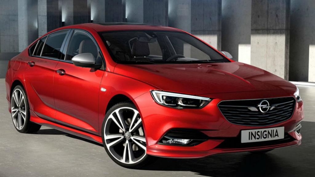 Opel Insignia από 21.950€