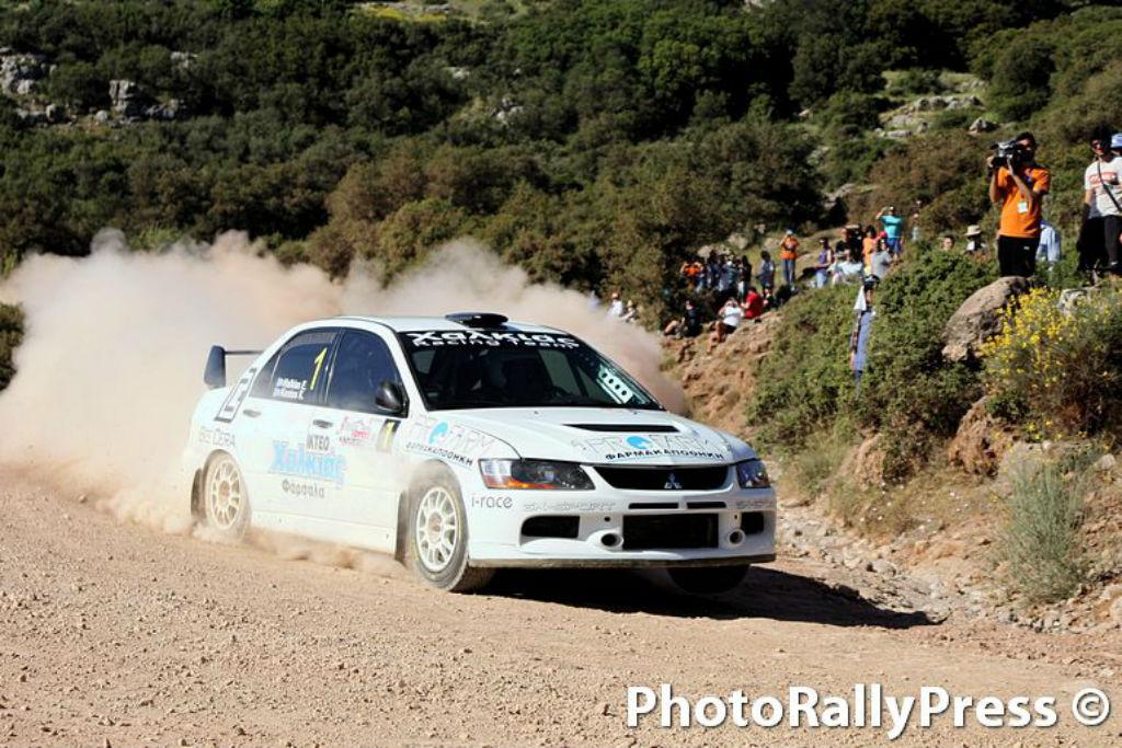 """Τα αποτελέσματα του 3ου Rally Sprint ΑΣΜΑ """"Γιώργος Μοσχούς"""""""