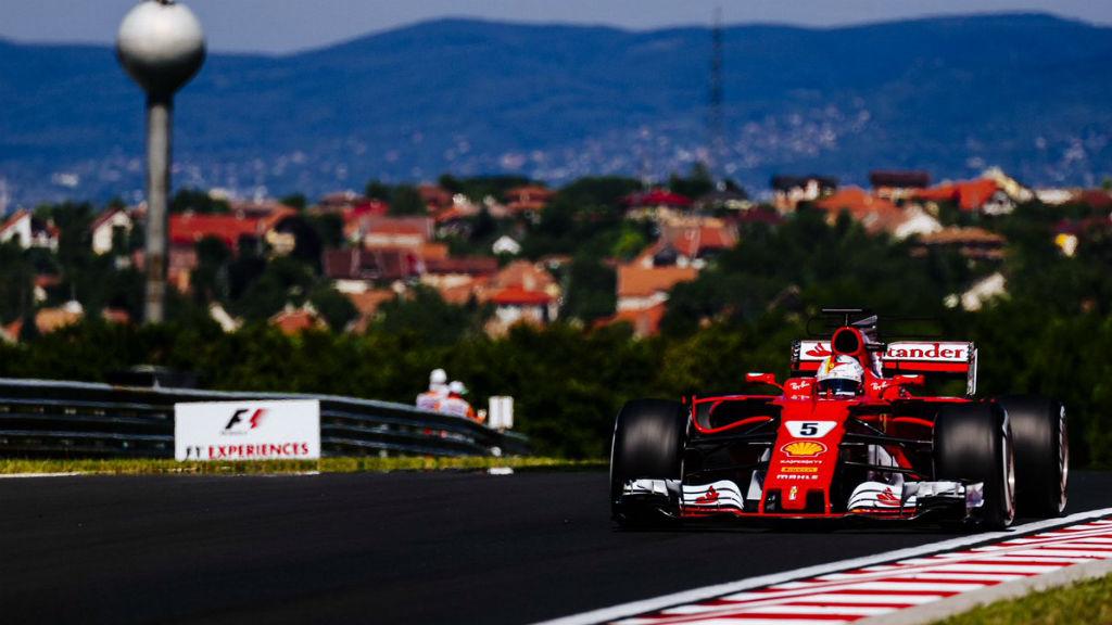 Vettel στην pole position και 1 – 2 για τη Ferrari στην Ουγγαρία