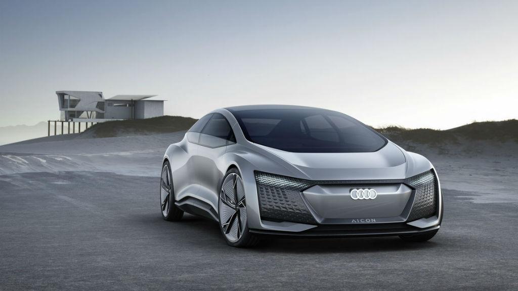 Το μέλλον της Audi βρίσκεται στο Aicon Concept