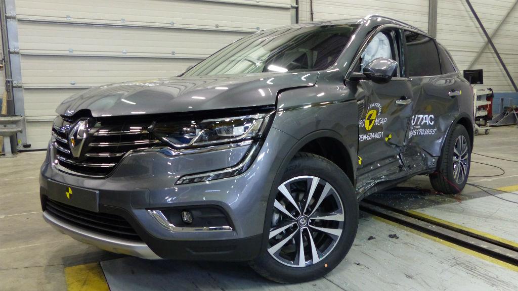 7 νέα 5άστερα αυτοκίνητα στο Euro NCAP