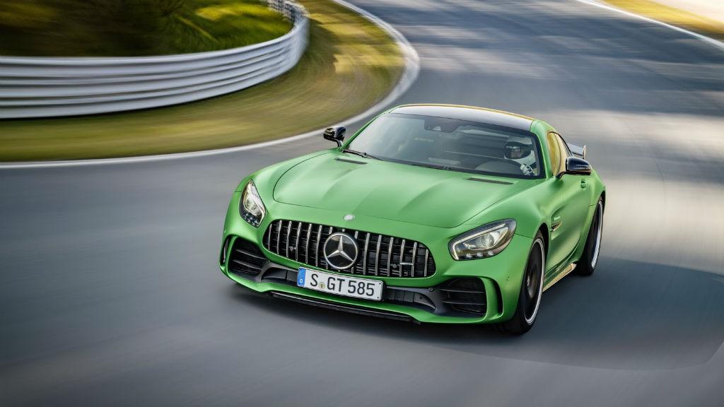 Στα σκαριά η Mercedes – AMG GT R Black Series