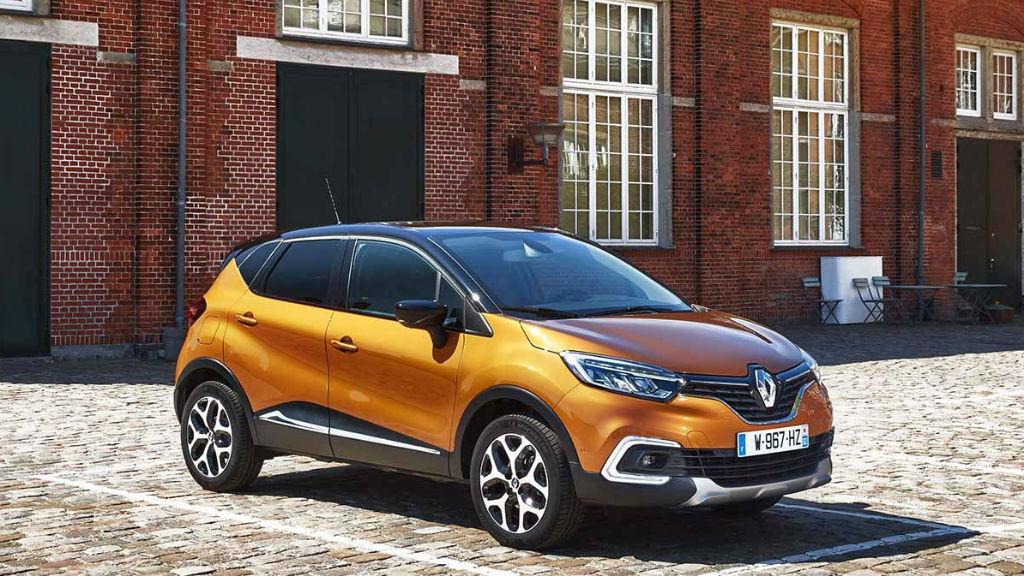Renault Captur από 14.780€
