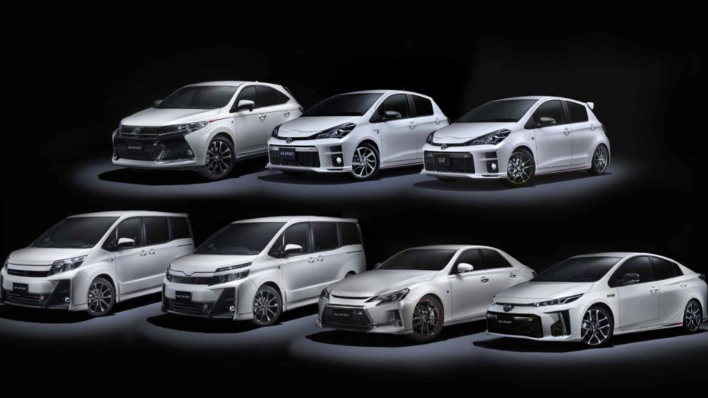 Οι GR εκδόσεις της Toyota