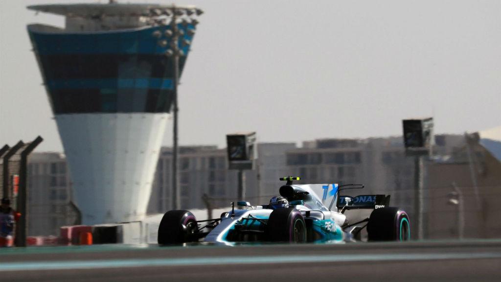 Ο Bottas poleman στο Abu Dhabi