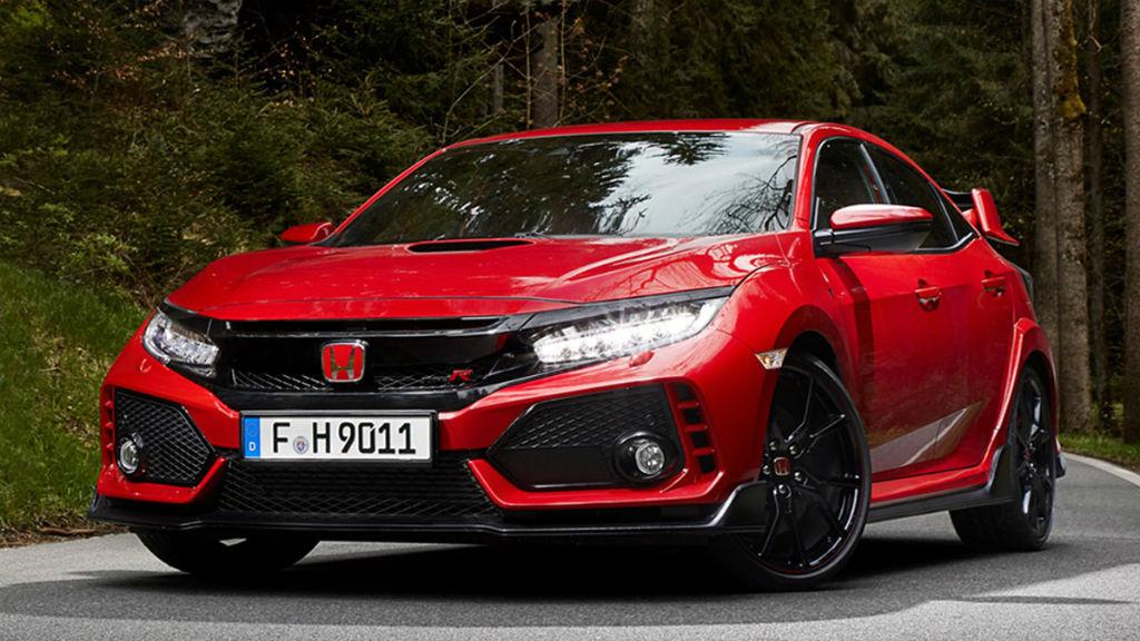 Honda Civic Type R από 49.740€