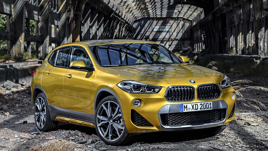 BMW X2 από 33.200€