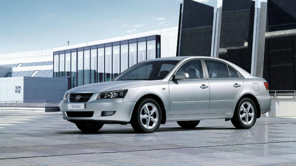 Ανακαλούνται 315 Hyundai Sonata NF
