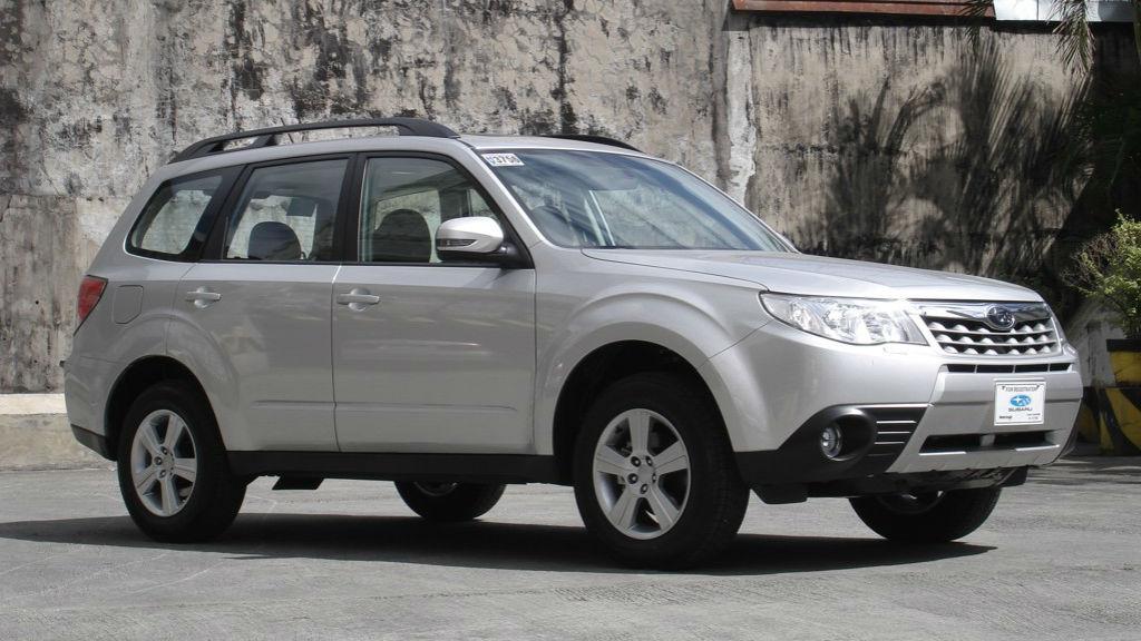 Ανακαλούνται 4.882 Subaru στη χώρα μας