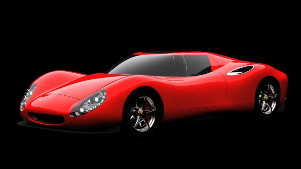Ένα νέο Hyper Car στη Γενεύη
