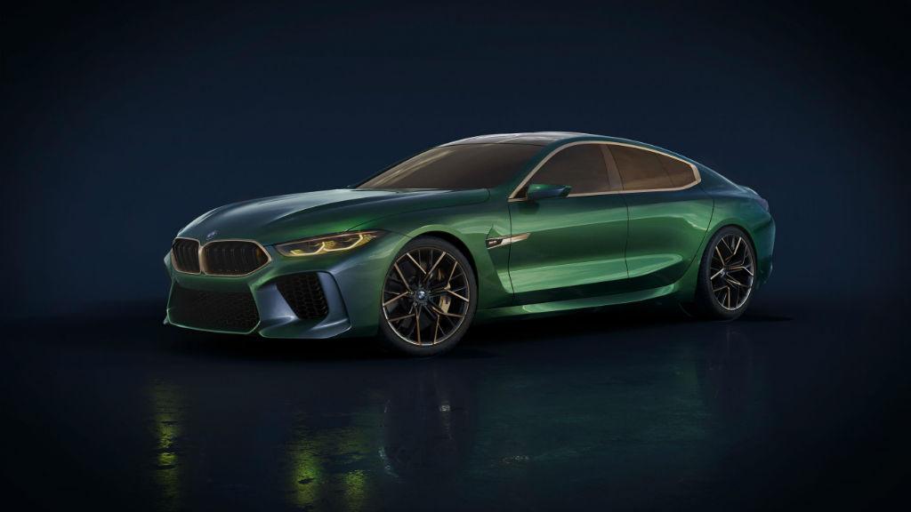 Η πολυτέλεια της BMW διευρύνεται με την M8