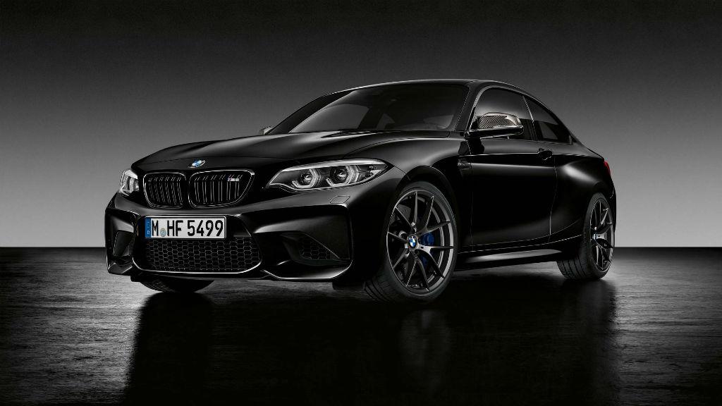 Η μαύρη έκδοση της BMW M2 Coupe