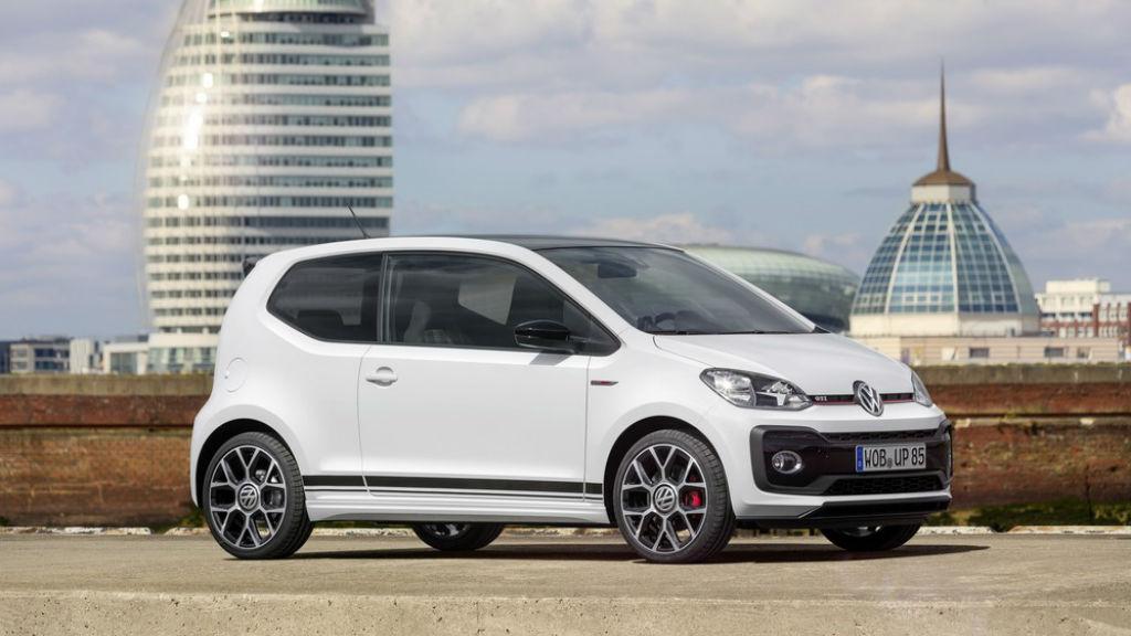 Volkswagen up! GTI από 15.620€