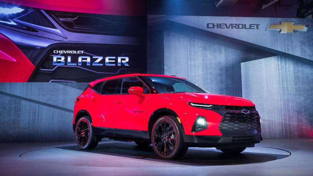 Το νέο Blazer της Chevrolet