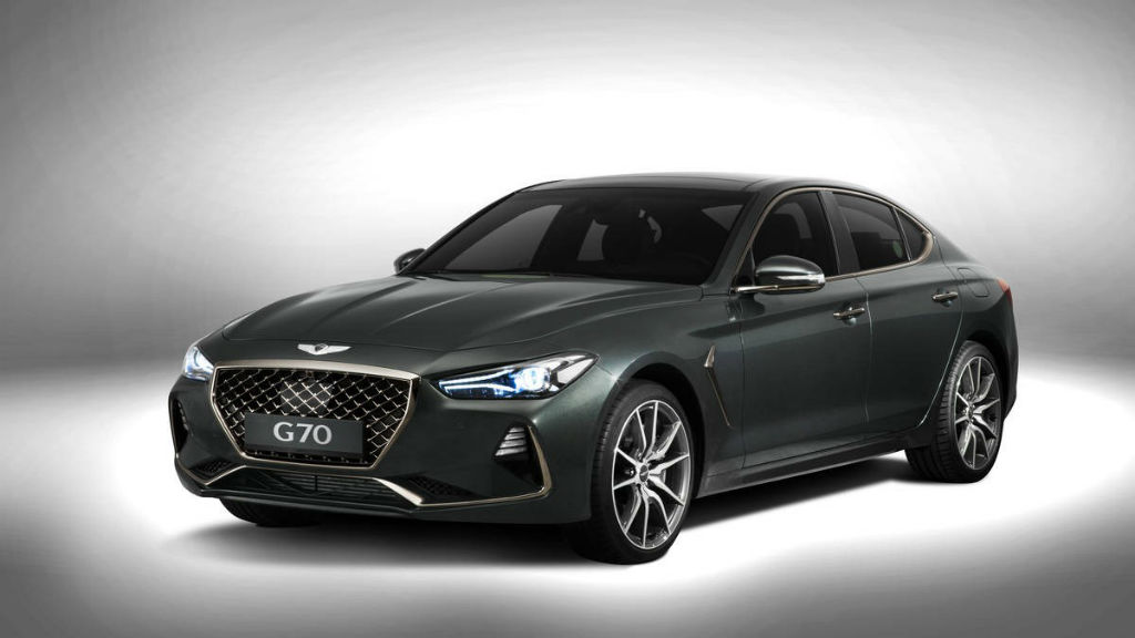 Genesis G70, άλλο επίπεδο οδήγησης