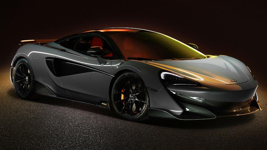 Η εντυπωσιακή McLaren 600LT