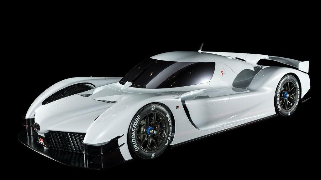 Έρχεται το Hyper Car της Toyota