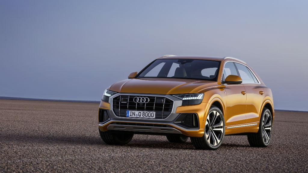 Το κορυφαίο Q8 από την Audi