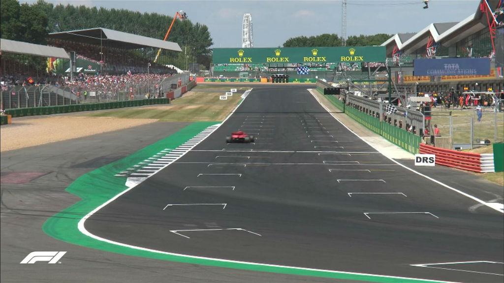 Τεράστια νίκη Vettel στη Μεγάλη Βρετανία