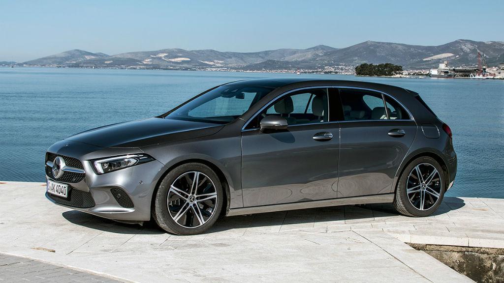 Mercedes A – Class από 32.605€