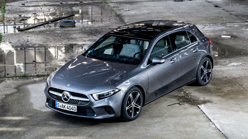Νέα έκδοση της Mercedes – Benz A – Class στην Ελλάδα