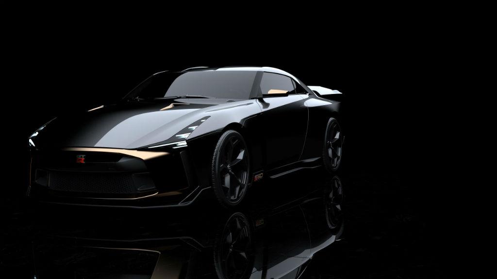 Το πρωτότυπο GT – R50 από τη Nissan και την Italdesign