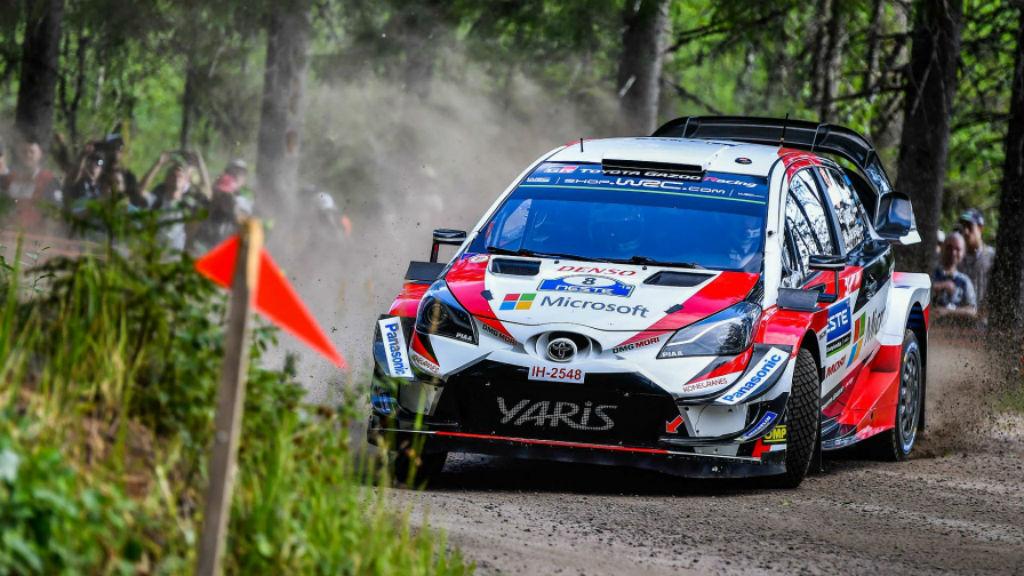 Ο Ott Tanak νικητής στη Φινλανδία