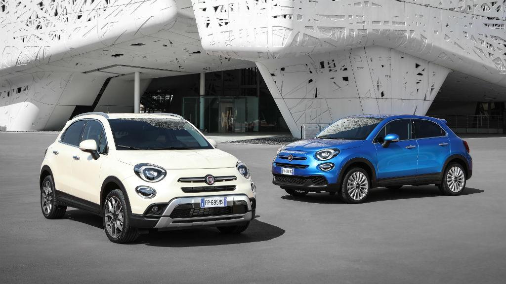 Fiat 500X με νέους κινητήρες και νέες τεχνολογίες
