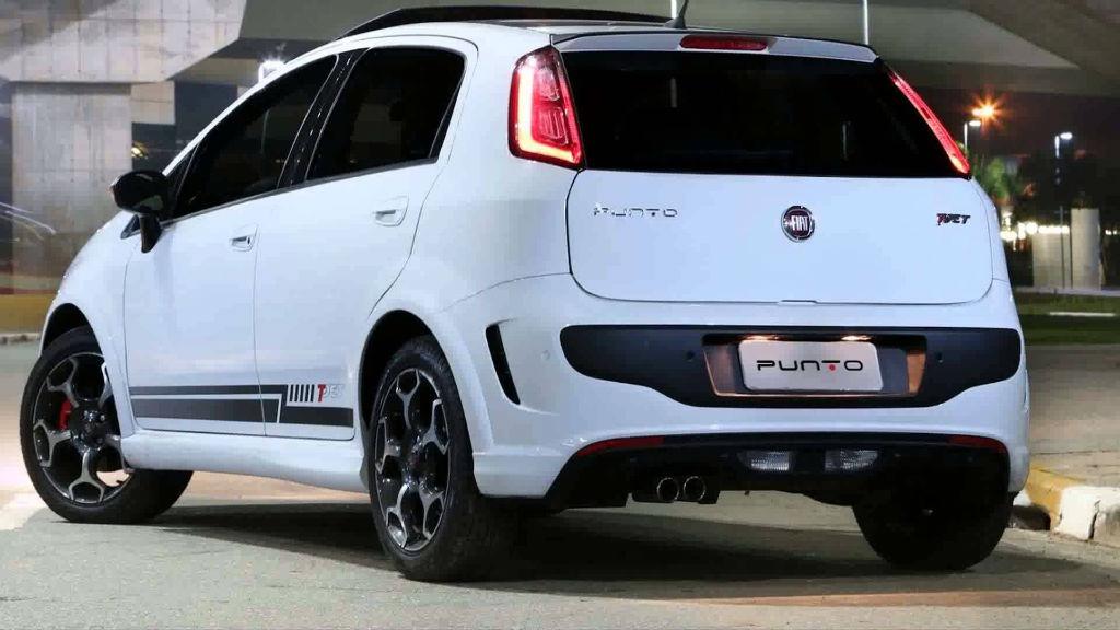 Το Fiat Punto περνάει στην ιστορία