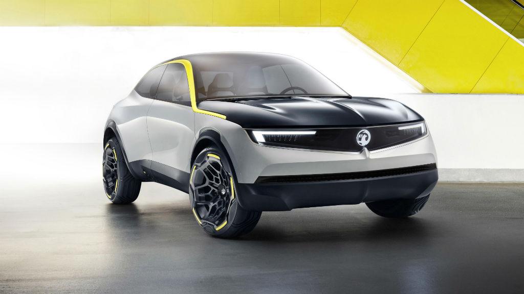 Η Opel κοιτάζει το μέλλον με το GT X Experimental