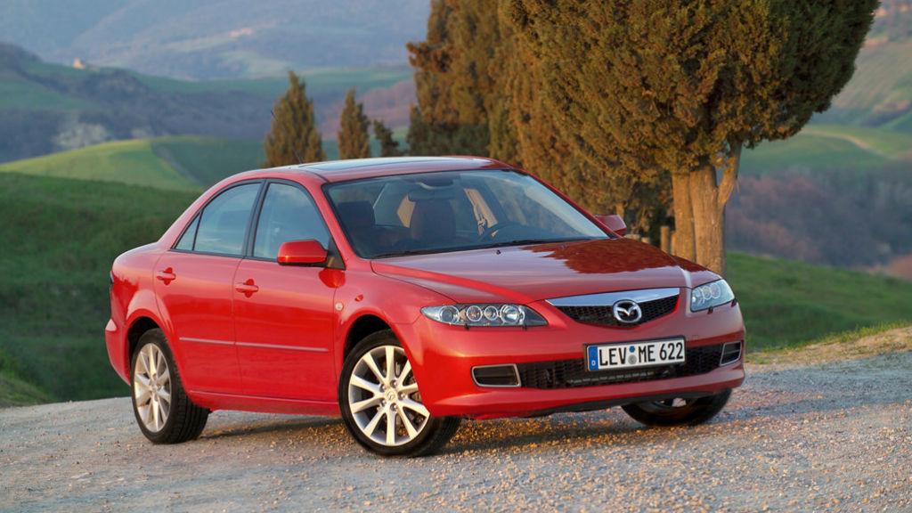 Ανακαλούνται 5.057 Mazda 6