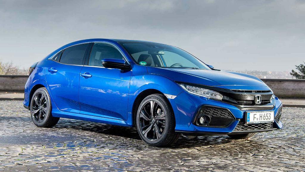 Στη χώρα μας το Honda Civic με τον i – DTEC 1,6 και το αυτόματο κιβώτιο