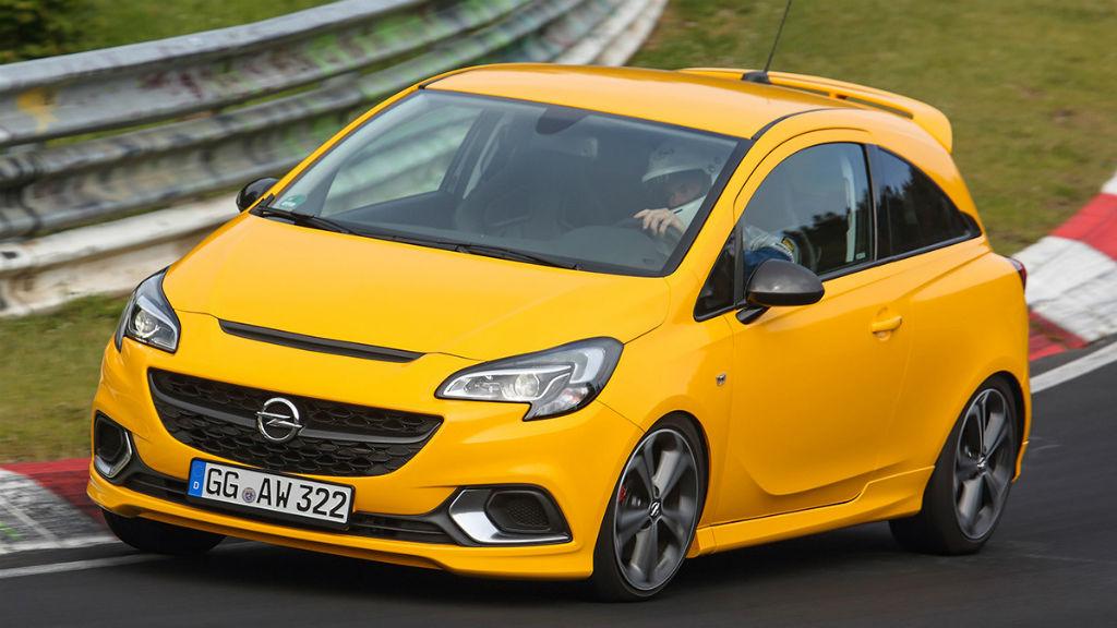 Το Opel Corsa GSi στην ελληνική αγορά