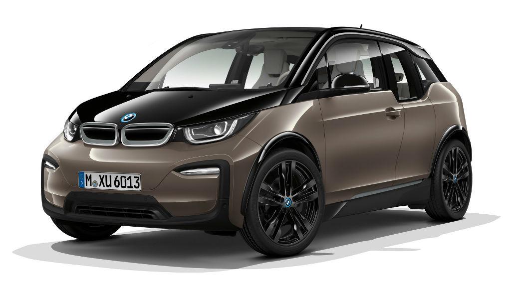Πόσο κοστίζουν στην Ελλάδα οι νέες BMW i3 και i3s