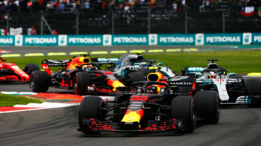 Ο Verstappen νικητής στο Mexico, Πρωταθλητής ο Hamilton