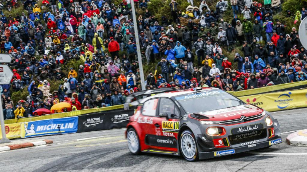 Ο Sebastien Loeb νικητής στο Ισπανικό Rally