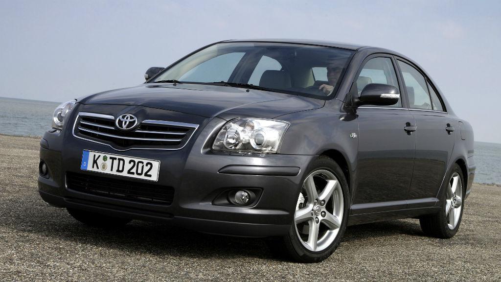 Ανακαλούνται 33.308 Toyota για τους αερόσακους