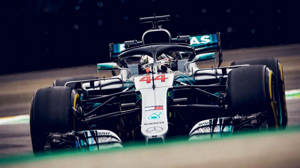 Νίκη Hamilton και τίτλος για τη Mercedes στη Βραζιλία