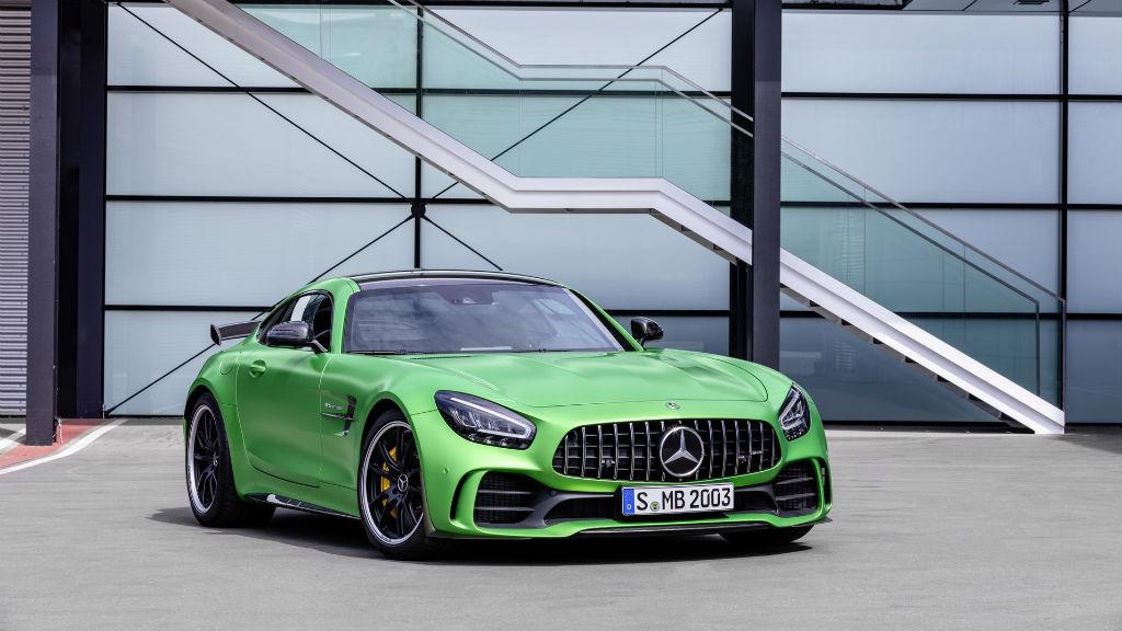 Ανανέωση για τη Mercedes-AMG GT