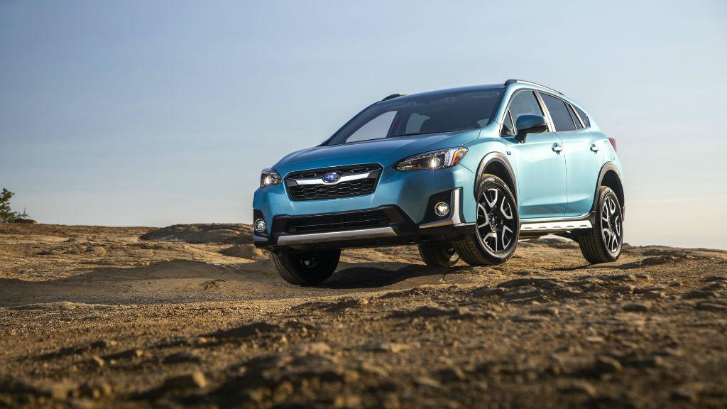 Το υβριδικό XV της Subaru