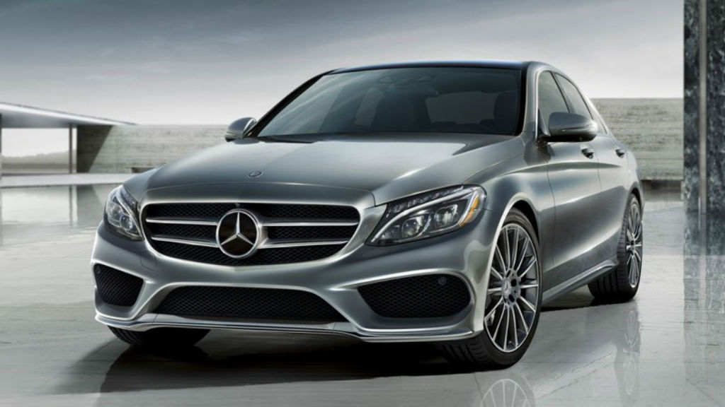 Ανακαλούνται 452 Mercedes-Benz GLC και C-Class