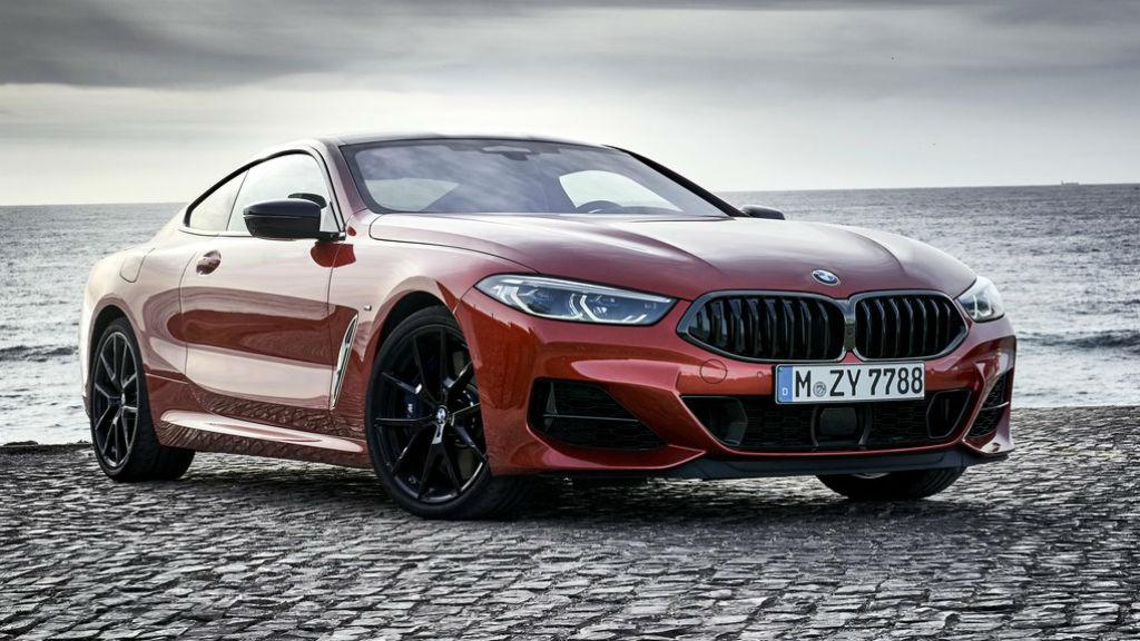 Η νέα BMW 8 Series στην ελληνική αγορά