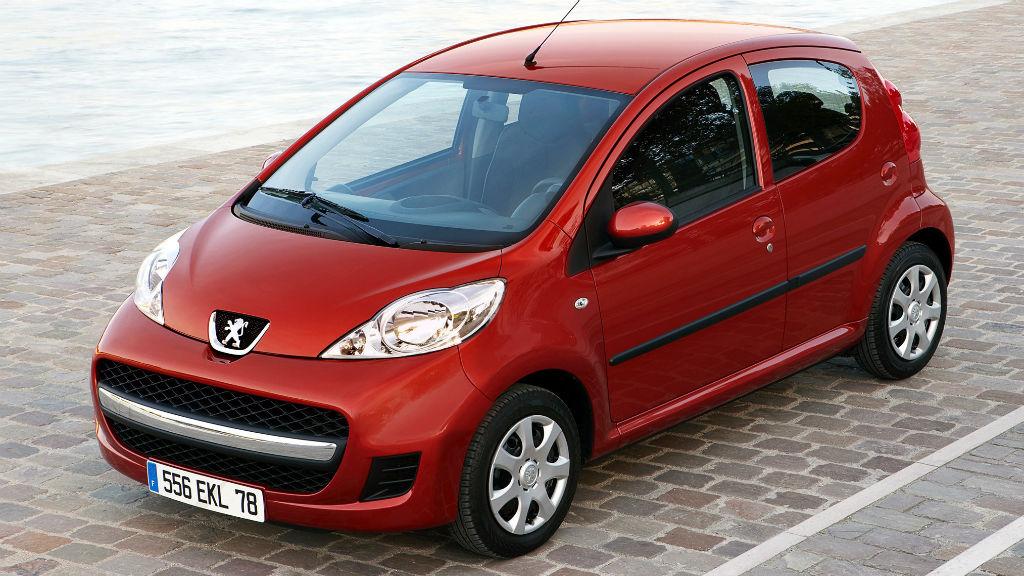 Ανακαλούνται 1.250 Peugeot 107