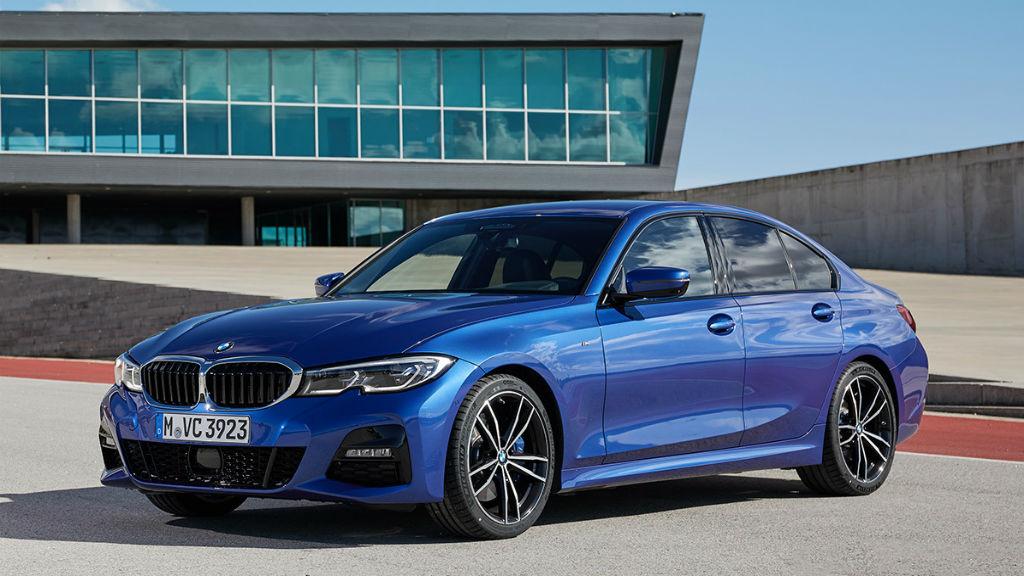 Η νέα BMW 3 Series στην ελληνική αγορά
