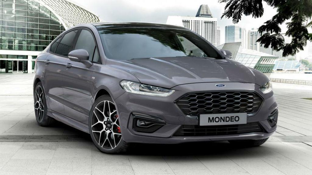 Ανανέωση για το Ford Mondeo