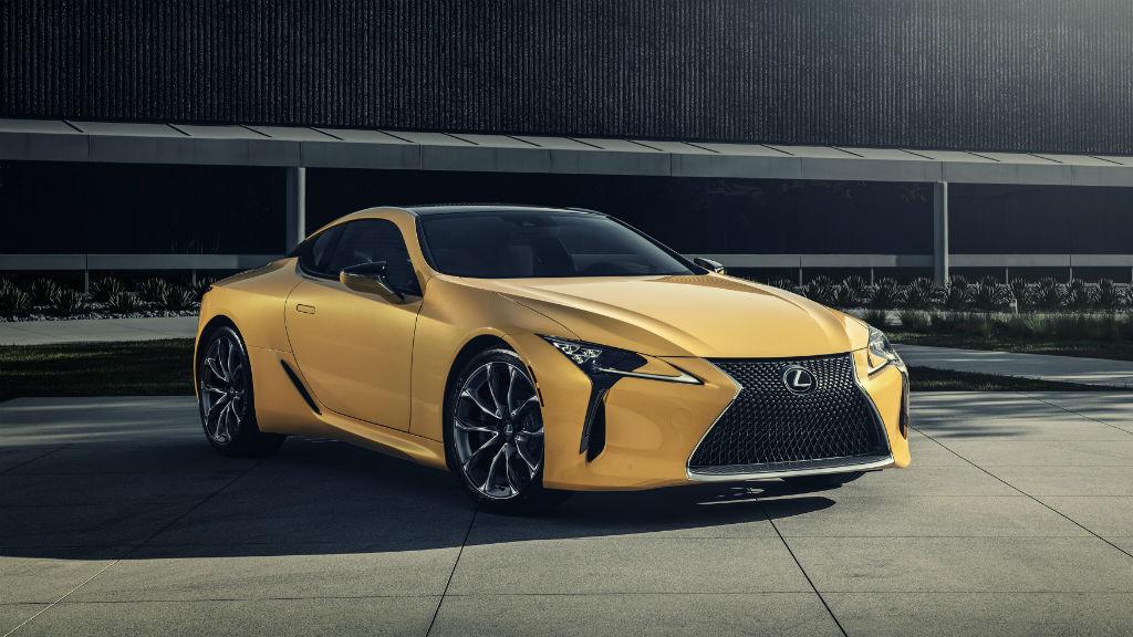 Το LC 500 Inspiration Series της Lexus
