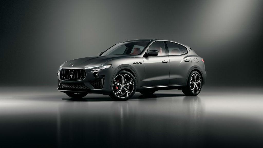 Περιορισμένη έκδοση για τη Maserati Levante