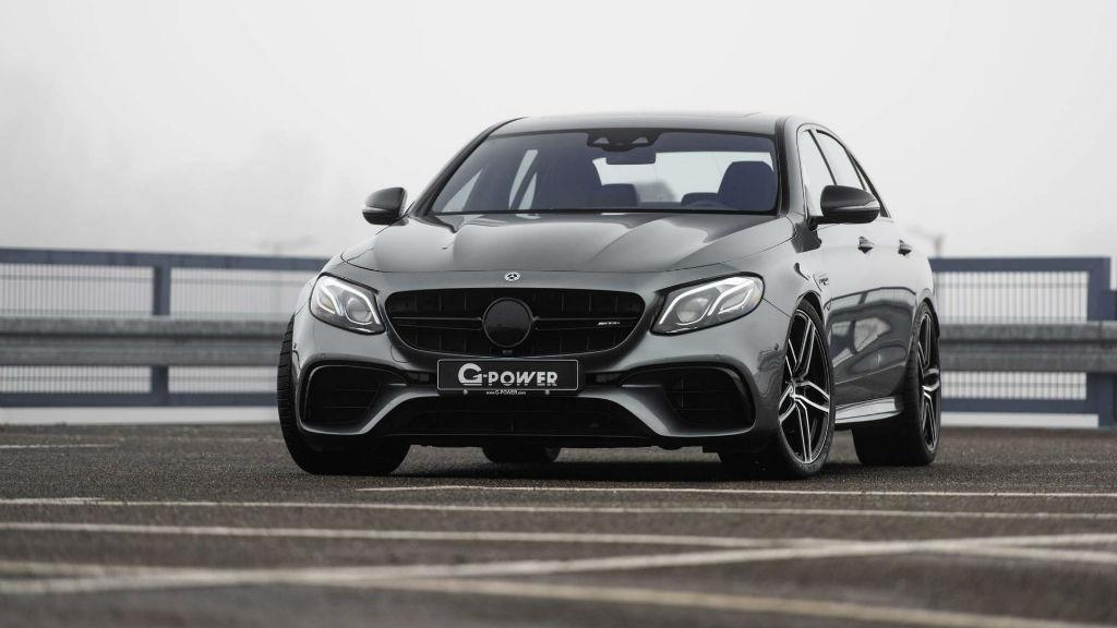 Η Mercedes-AMG E63 S της G-Power